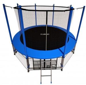 Батут i-JUMP 14ft (с защитной сетью и лестницей)