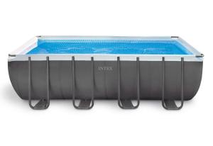 Каркасный бассейн Intex 26356-02 549х274х132 Rectangular Ultra XTR Frame