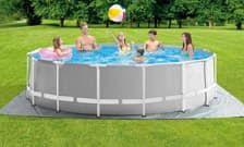 Отличия каркасных бассейнов Intex и Bestway. Какой выбрать