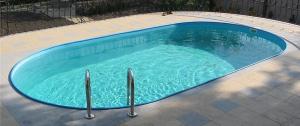 Сборный бассейн Summer Fun 4501010249KB овальный 800х420х150 см