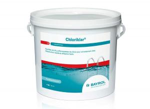 Bayrol ChloriKlar (Байлор Хлориклар) быстрорастворимые таблетки
