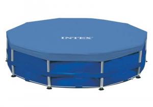 Тент-покрывало Intex 28033 для круглых каркасных бассейнов 488 см