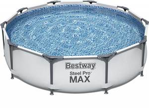 Каркасный бассейн Bestway Steel Pro Max 56406 305х76 см