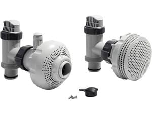 Комплект подключения фильтр-насоса под шланг 38 мм  Intex арт.26004