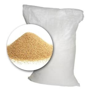 Песок кварцевый для песчаных фильтров, уп-ка 25 кг